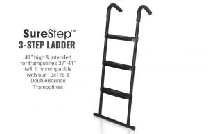 SureStep Trampoline Ladder - 3 Step