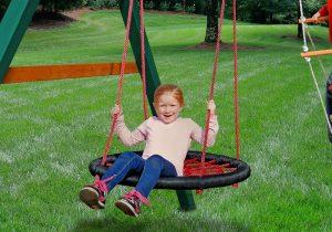 Gorilla Playsets Orbit Swing XL