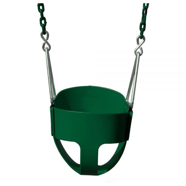 Gorilla Playsets Full Bucket Toddler Swing