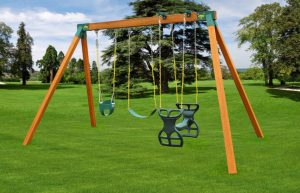 Eastern Jungle Gym Classic Kids A-Frame